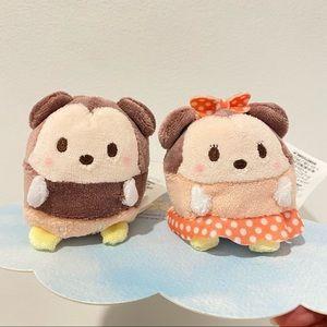 New* Disney Mickey Mouse mini ufufy toys